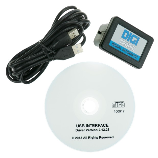 Accessories - Electronic accessories -USB_Interface