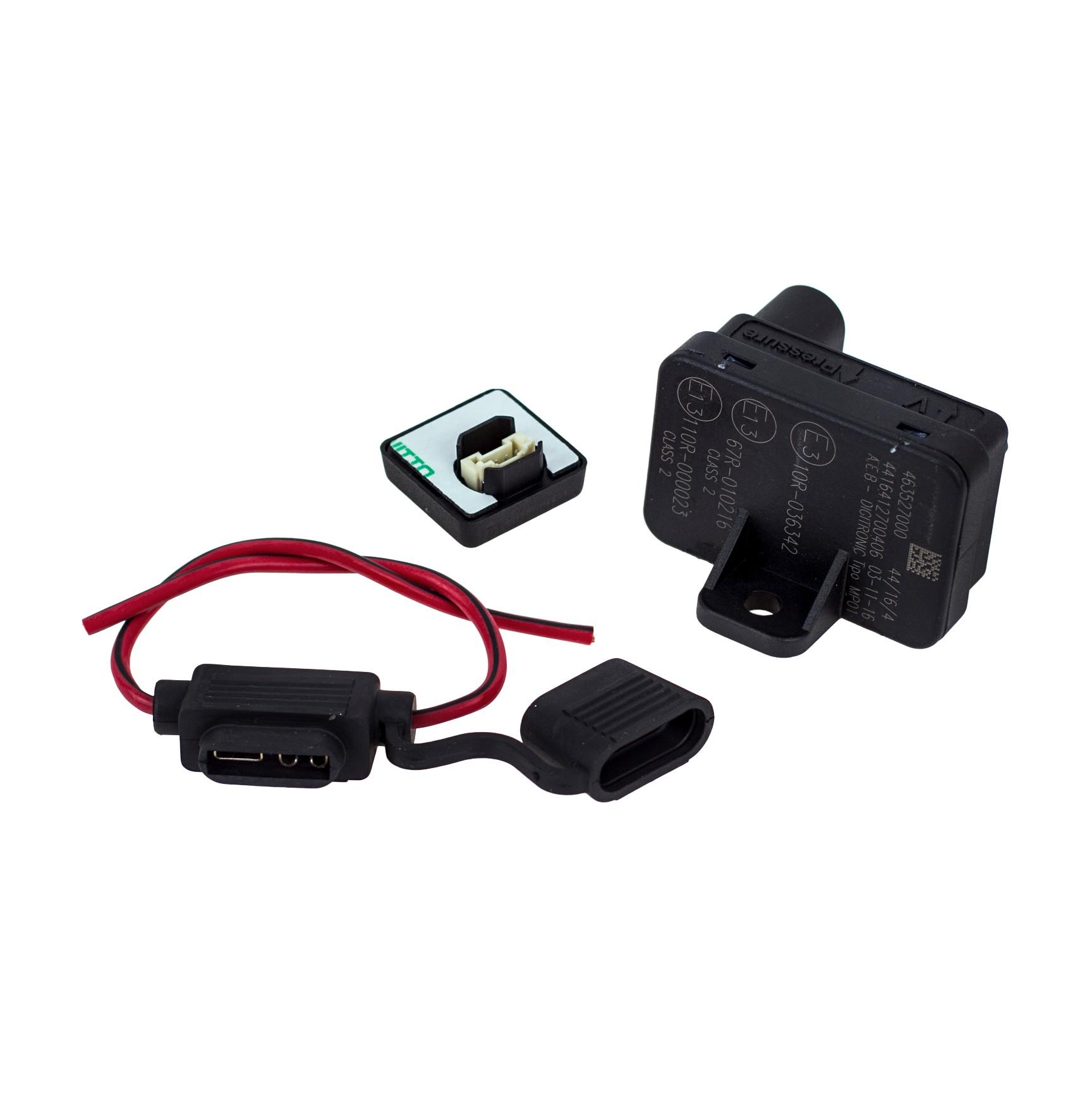 Electronics - Digitronic AEB 2568D OBD