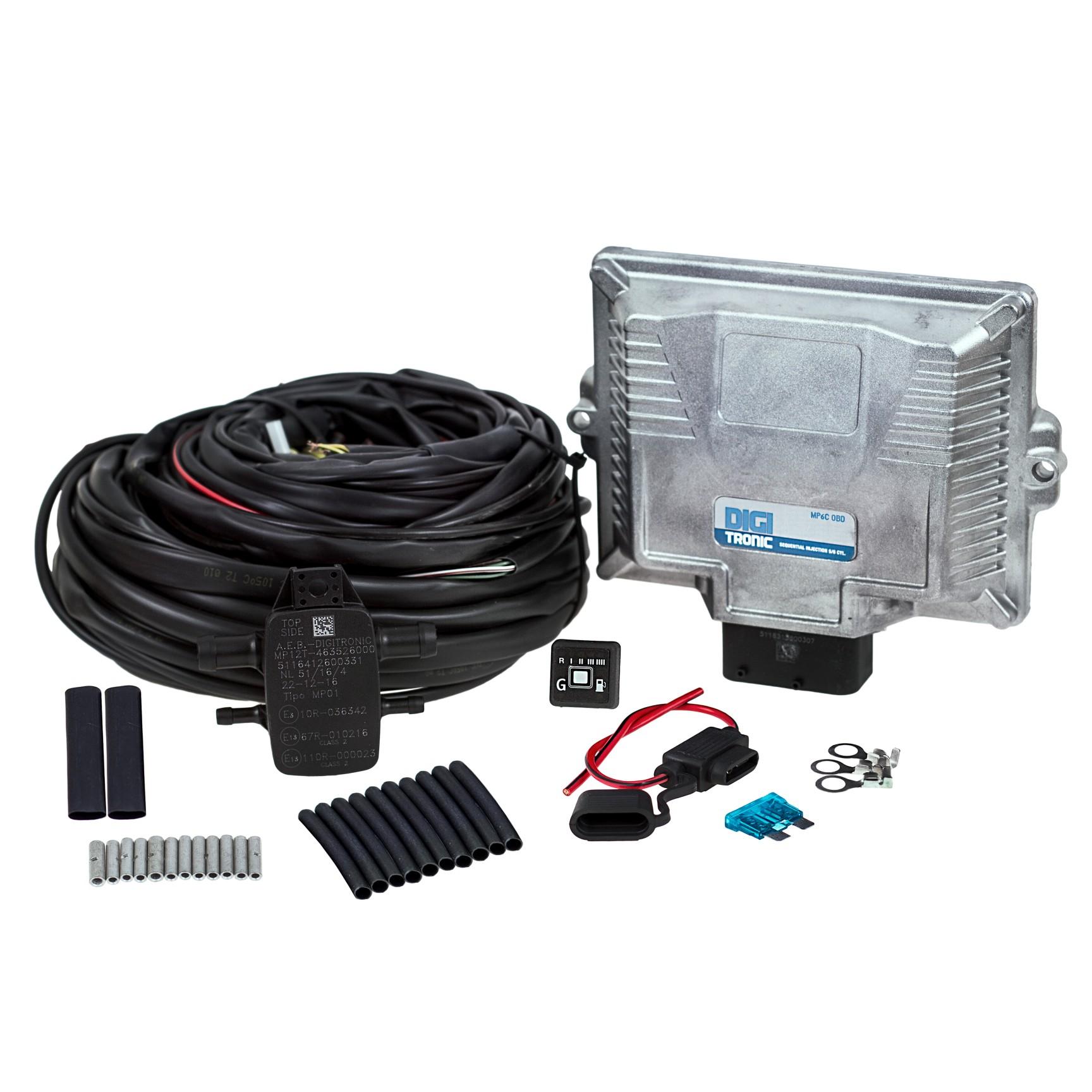 Electronics - Digitronic AEB MP6C OBD