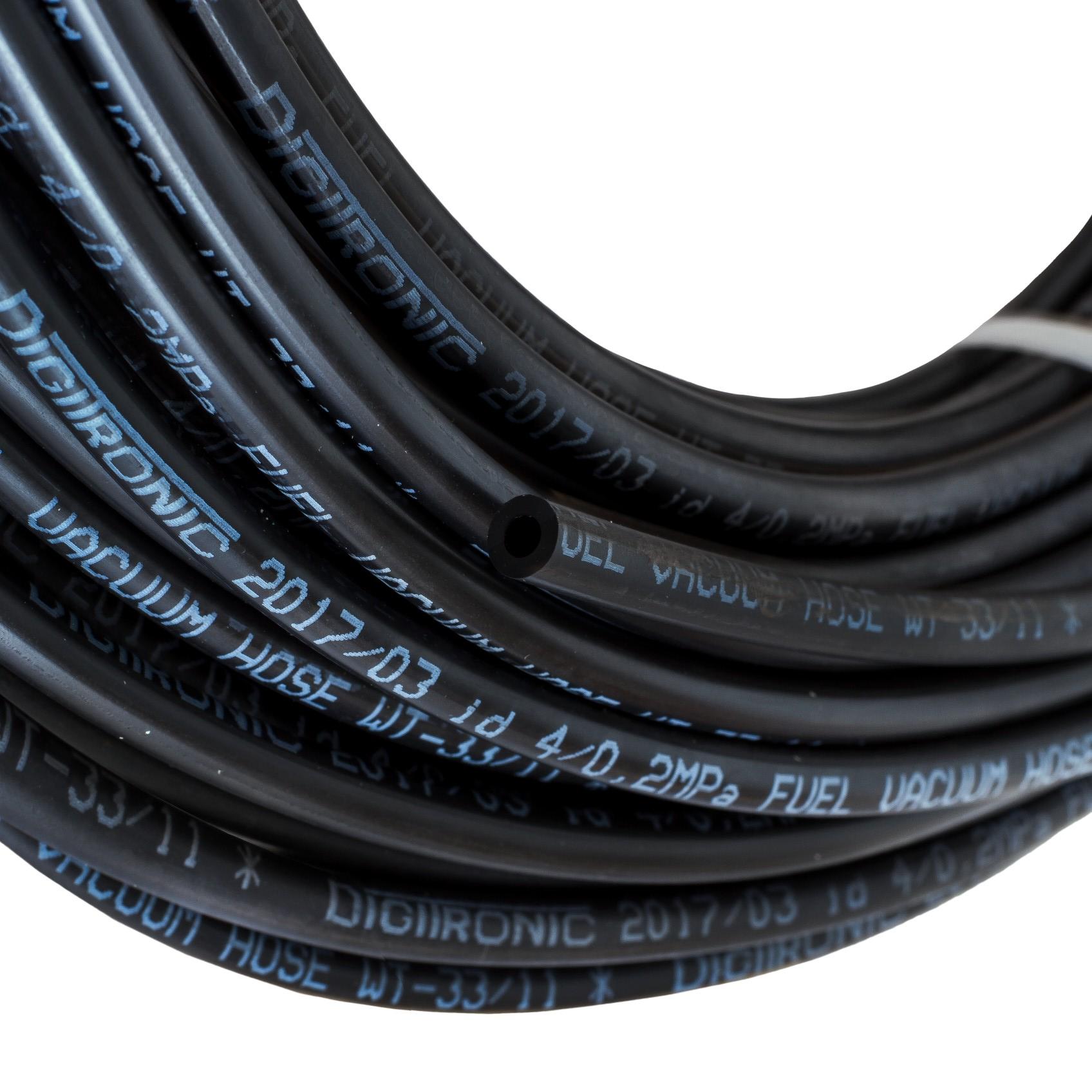 Vacuum Hose 4mm