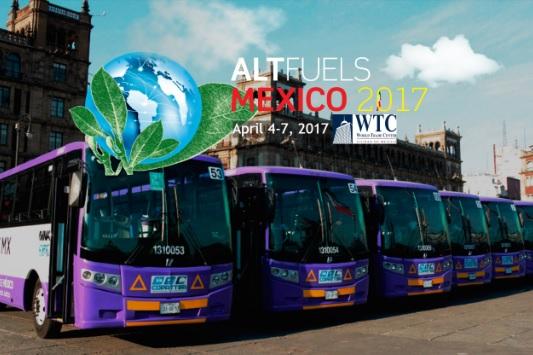 Digitronic Autogas on Alt Fuels Mexico 2017!