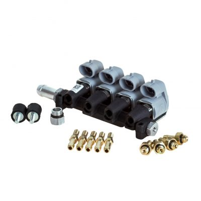 Injector Rail Apache IG1 HD 4CYL