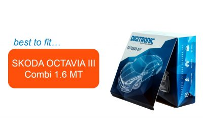 The best LPG Autogas System for Skoda Octavia III