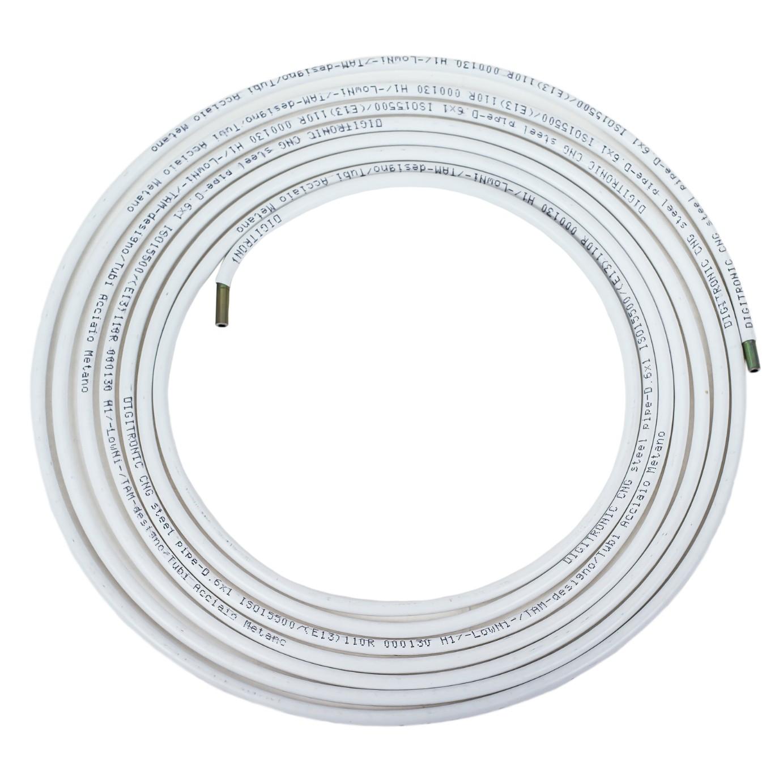 CNG steel pipe