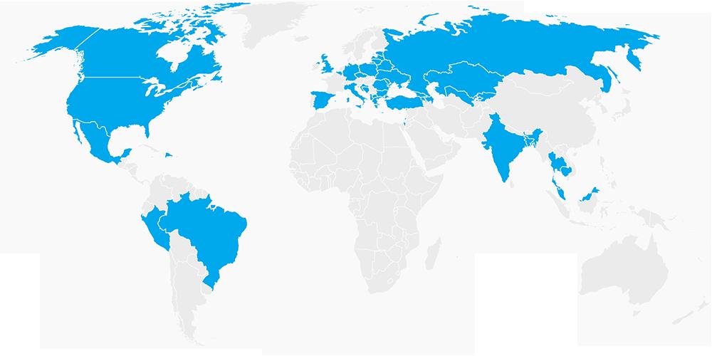 Digitronic Map